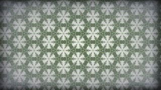 Green and Grey Vintage Seamless Wallpaper Background