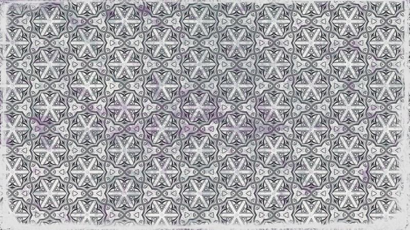 Gray Ornamental Pattern Background