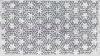 Decorative Floral Background Pattern