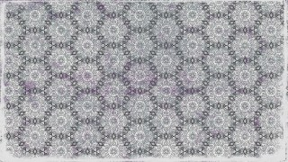 Gray Decorative Ornament Background Pattern