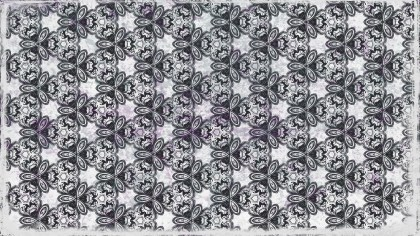 Ornamental Seamless Background Pattern Design Template