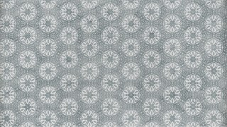 Grey Floral Pattern Texture Background Design Template