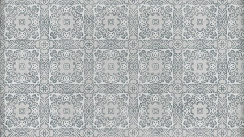 Gray Seamless Wallpaper Pattern Design Template
