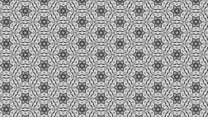 Seamless Ornament Pattern Background Design