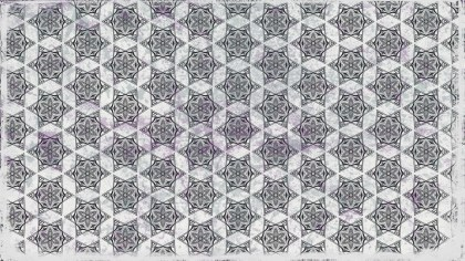 Grey Vintage Seamless Ornament Wallpaper Pattern Design Template