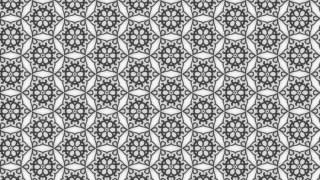 Gray Vintage Seamless Wallpaper Background