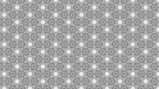 Grey Vintage Seamless Wallpaper Pattern Template