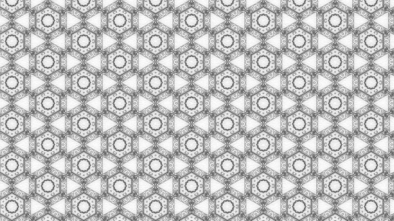 Decorative Geometric Seamless Pattern Wallpaper