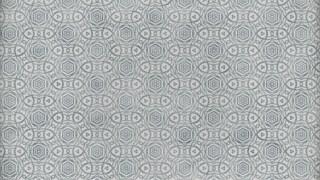 Seamless Floral Geometric Pattern Wallpaper