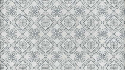 Seamless Geometric Ornament Pattern Wallpaper Design Template