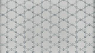 Gray Geometric Ornament Wallpaper Pattern Design