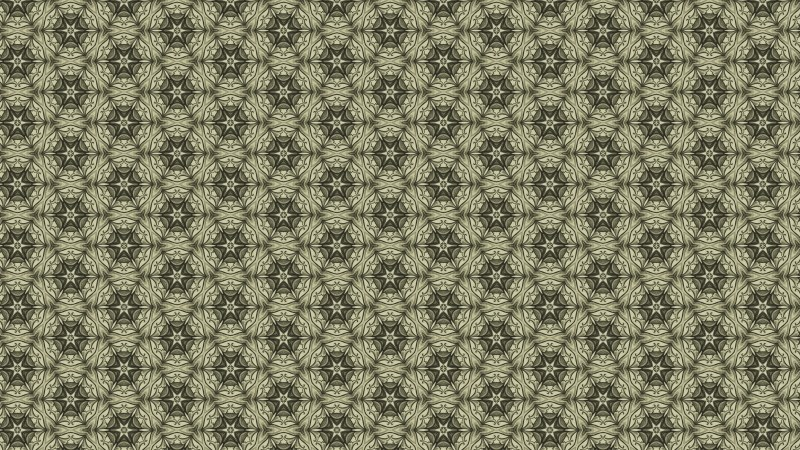 Khaki Vintage Seamless Ornament Background Pattern Graphic