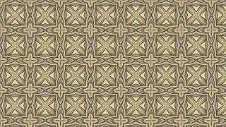 Khaki Vintage Decorative Floral Ornament Wallpaper Pattern Image