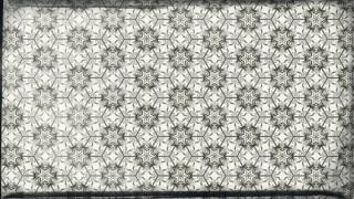 Light Brown Vintage Flower Wallpaper Pattern