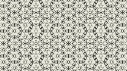 Light Brown Vintage Seamless Ornament Wallpaper Pattern Design Template
