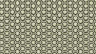 Light Brown Vintage Floral Wallpaper Background
