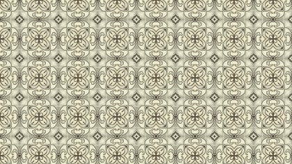 Light Brown Vintage Decorative Ornament Background Pattern
