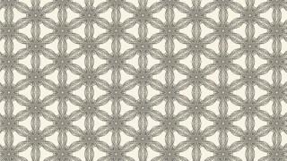 Light Brown Vintage Flower Background Pattern