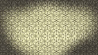 Light Brown Vintage Seamless Ornament Background Pattern Graphic