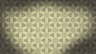 Light Brown Vintage Decorative Floral Seamless Pattern Wallpaper Design