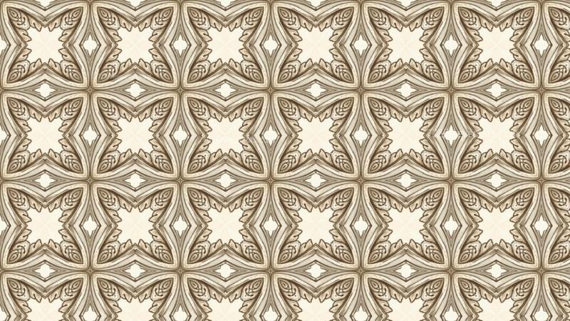 Vintage Seamless Ornamental Background Pattern