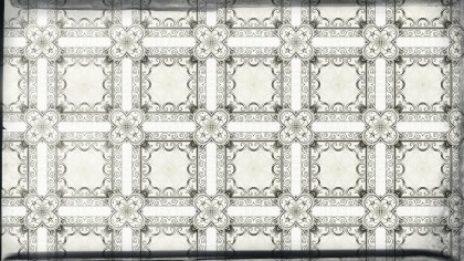 Light Brown Vintage Decorative Floral Seamless Pattern Background Image