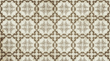 Light Brown Vintage Ornament Background Pattern Image
