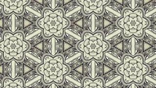 Light Color Vintage Floral Ornament Wallpaper Pattern Graphic