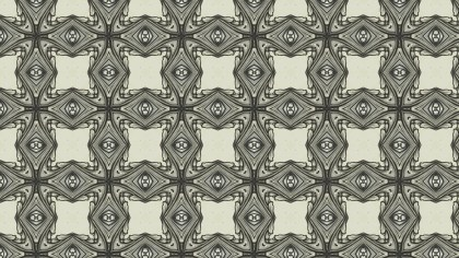 Light Color Decorative Geometric Seamless Wallpaper Pattern