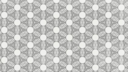 Seamless Floral Pattern Wallpaper
