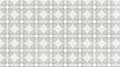 Decorative Floral Wallpaper Pattern