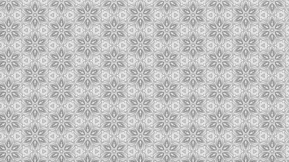 Floral Seamless Wallpaper Pattern Graphic
