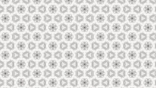 Light Grey Decorative Seamless Wallpaper Pattern Graphic