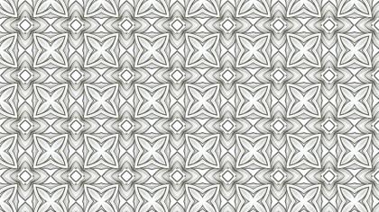 Floral Seamless Geometric Wallpaper Pattern Template