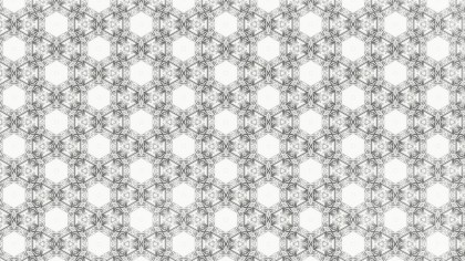 Light Gray Decorative Background Pattern