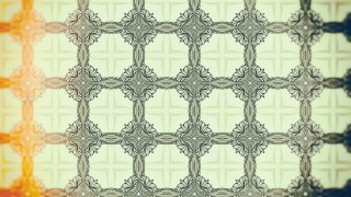 Vintage Floral Background Pattern