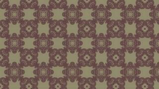 Purple and Beige Vintage Ornamental Seamless Pattern Wallpaper Template