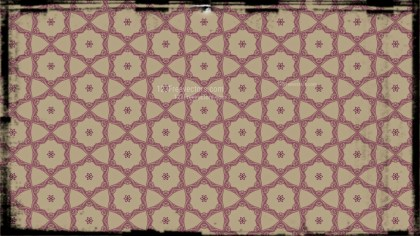 Vintage Floral Background Pattern