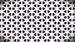 Purple Black and White Vintage Flower Wallpaper Pattern