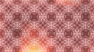 Vintage Decorative Ornament Pattern Background