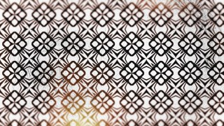 Red Black and White Seamless Ornament Wallpaper Pattern Template