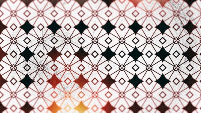 Geometric Seamless Ornament Pattern Background Image