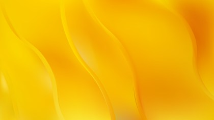 Abstract Amber Color Curve Background
