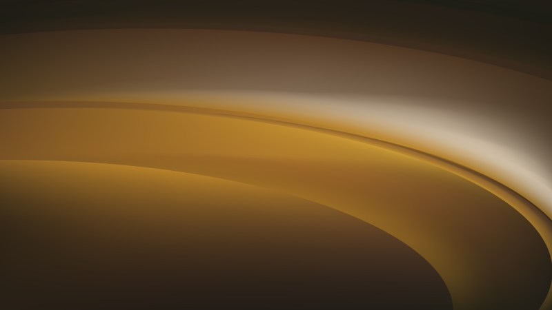 Black and Brown Wavy Background Illustration
