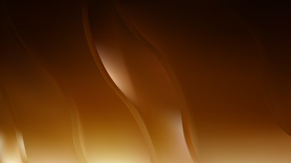 Abstract Black and Brown Curve Background