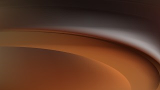 Black and Brown Abstract Curve Background Image