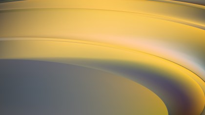 Black and Yellow Abstract Wave Background