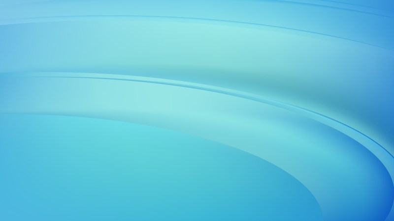 Blue Curve Background Vector