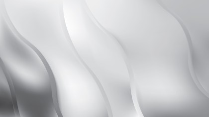 Abstract Bright Grey Curve Background Illustration