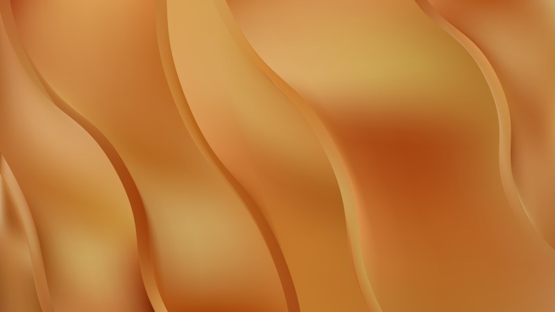 Brown Abstract Wave Background Image